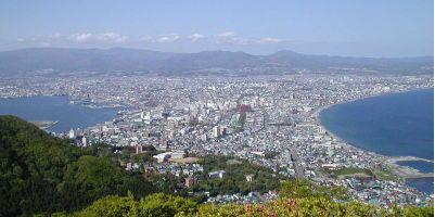 函館(北海道旅行)